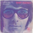 """GARY PUCKETT All That Matters 7"""" PS SP CBS Asia"""