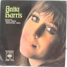 "ANITA HARRIS River Deep 7"" PS EP CBS International"