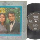 "Malay 70s Pop S. MARIAM & TAIB ZOHRI Pujaan 7"" PS EP"