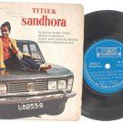 "Malay Indon 70s Pop TITIEK SANDHORA Djangan 7"" PS EP"