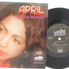 """Malay 70s Pop AIZAM IBRAHIM April 7"""" PS EP"""