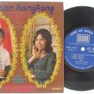 """Malay 70s Pop FADZIL AHMAD & M. MARIAM kangko 7"""" PS EP"""