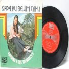 "MALAY  70s DIVA Ervinna & The Favourites Siapa Ku Belum Tahu   7"" PS EP 45 RPM"