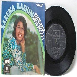Malay 70s Pop Diva SEREHA HASHIM Bersama Menunggu  PS  EP