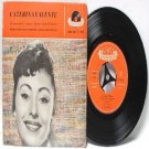 """CATERINA VALENTE  4 Track GERMANY POLYDOR  7"""" 45 RPM PS EP"""