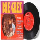 "THE BEE GEES Words POLYDOR International  7"" 45 RPM PS EP"