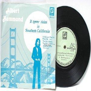 "ELVIS PRESLEY Burning Love ALBERT HAMMOND Malaysia  ASIA 7"" 45 RPM PS EP"