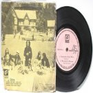 """BEATLES GEORGE HARRISON Give Me Love MALAYSIA 7"""" 45 RPM PS EP"""
