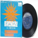 "HERMAN'S HERMITS Kansas City COLUMBIA ASIA 7"" 45 RPM PS"