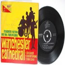 """ASIAN 60s BAND Maurice Patton & The Melodians WINCHESTER CATHEDRAL Asia 7"""" 45 RPM PS EP"""