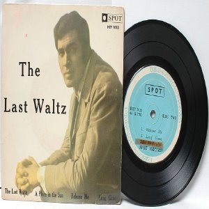 "ENGLEBERT HUMPERDINCK The Last Waltz SPOT Malaysia 7"" 45 RPM PS EP"