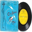 """ASIAN 60s BAND The Uniques OFF BEAT CHA CHA  7"""" 45 RPM PS EP"""