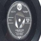 "ELVIS PRESLEY Dixieland Rock BRITISH RCA 7"" 45 RPM"