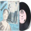 "BOLLYWOOD INDIAN  Navagraham V. KUMAR P. Susheela   7"" 45 RPM EP"