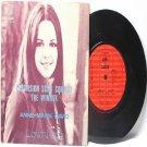 "ANNE-MARIE DAVID Wonderful Dreams EUROVIISION Malaysia  CBS ASIA 7"" 45 RPM PS"