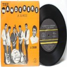 "RARE Asia 60s Band THE WANDERERS J. Sham 7"" 45 RPM PS EP"