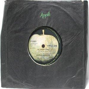 "GEORGE HARRISON My Sweet Lord INTERNATIONAL Apple  7"" 45 RPM"