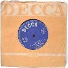 """THE ROLLING STONES Satisfaction /  West Coast Promotion Man AUSTRALIA DECCA OZ Aussie 7"""" 45 RPM"""