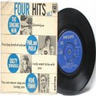 "DUSTY SPRINGFIELD Paul & Paula RENE FRANK  Phillips INTERNATIONAL 7"" 45 RPM PS EP"
