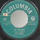"CLIFF RICHARD I Love You ASIA 7"" 45 Rpm INDIA"