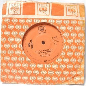"KIRK HANSARD I Couldn't Stand It INTERNATIONAL CBS 7"" 45 RPM"