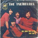 "TREMELOES Me And My Life ASIA 7"" PS 1970 CBS"
