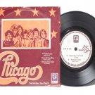 "CHICAGO vs GLASS ONION Purple Lady MALAYSIA Asia 7"" 45 RPM PS EP"