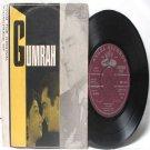"BOLLYWOOD INDIAN  Gumrah MAHENDRA KAPOOR Asha Bhosle    7"" 45 RPM EMI Angel EP 1963"