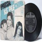 "BOLLYWOOD INDIAN  Parde Ke Peechhe SHANKAR JAIKISHAN Kishore Kumar 7"" 45 RPM EMI Odeon EP  1970"