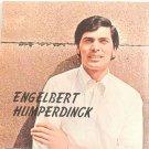 "ENGELBERT HUMPERDINCK Malaysia 7"" PS EP Decca MONO"