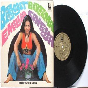 Malay Indon  70s Pop EMILIA CONTESSA Berjoget Bersama LP LIFE HM 1131
