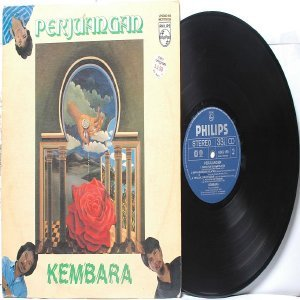 Malay Legendary Pop  Band KEMBARA Perjuangan M. NASIR   LP