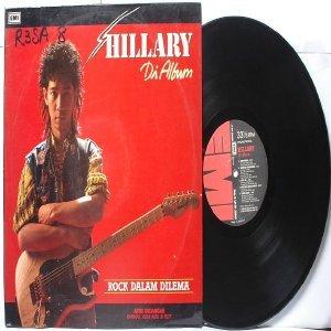 Malay  Rock Metal GUITARIST Hillary PROMO LP