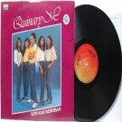 Malay  80s Pop  Girl Band QUINARY M Kini Kau Berubah MAZUIN LP IMILP 3362