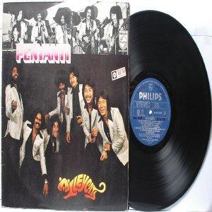 Malay Legendary Pop  Band ALLEYCATS Penyanyi  LP