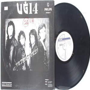 Malay Pop Rock Band UG14 Introduksi PROMO LP