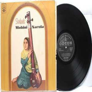 PUNJABI  INDIAN  Shabads MOHINI NARULA EMI Odeon INDIA  LP
