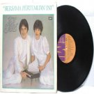 Malay  80s Pop  Duo ROY & FRAN Bersama pertemuan Ini EMI LP  1982