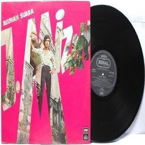 Malay  70s Pop  J. MIZAN Alunan Suara REGGIE VERGHESE EMI LP