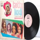 Malay Indon  70s Pop TETTY KADI & THE FAVOURITES LP Remarco