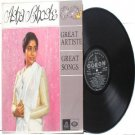 BOLLYWOOD LEGEND Asha Bhosle GREAT SONGS EMI Odeon LP 1968