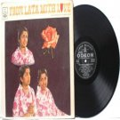 BOLLYWOOD LEGEND Lata Mangeshkar  WITH LOVE 12 Golden Hits   EMI Odeon LP 1969