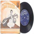 "INDIAN INSTRUMENTAL Veena CHITTI BABU 7"" 45 RPM EMI Columbia EP 1970"