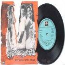 "BOLLYWOOD INDIAN Persolla Oru Pillai VIJAYABHASKAR S. Janaki  7"" 45 RPM EMI Columbia PS EP 1978"