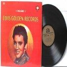 ELVIS PRESLEY Elvis' Golden Records  MALAYSIA  LP SAS TEP 514-725