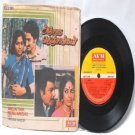 "BOLLYWOOD INDIAN  Anjatha Nenjangal SHANKAR-GANESH 7"" 45 RPM  AVM Gatefold PS EP"