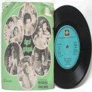 "BOLLYWOOD INDIAN  Meenakshi Kungumam SHANKAR-GANESH   7"" EMI Columbia  PS EP 1978 SEDE 11307"