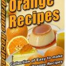 Delicious Orange Recipes Ebook