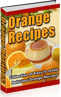 Delicious Orange Recipes Ebook