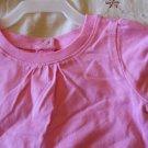 GARANIMALS Bodysuit / Onesie Pink ~ 12M ~ NWT